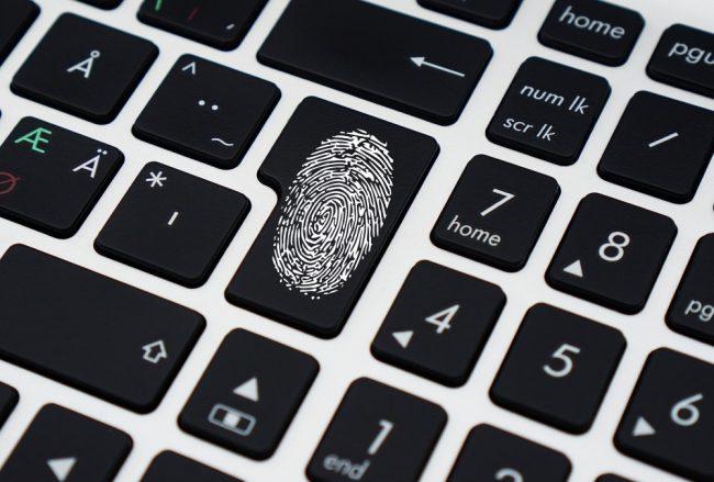 Biometrinen tunnistus