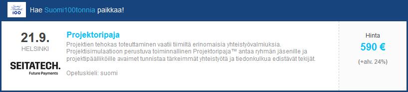Suomi100kurssi