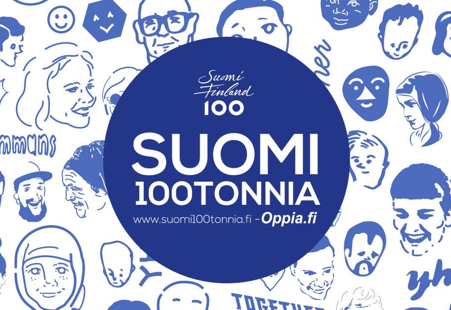 suomi100tonnia