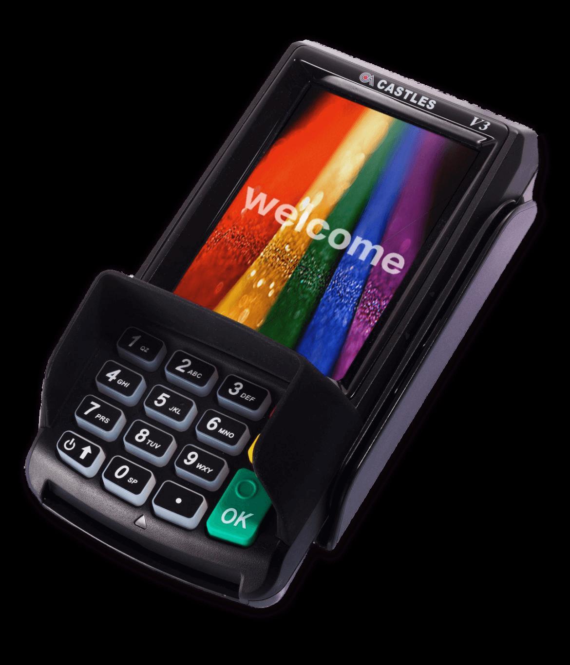 Vega3000 PIN-Pad
