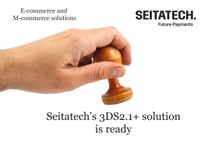 Seitatech's new card payment solution that meets the requirements of Strong Customer Authentication (PSD2)